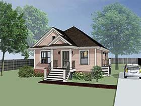 House Plan 72700