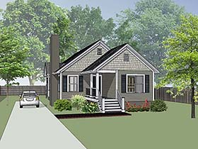 House Plan 72712