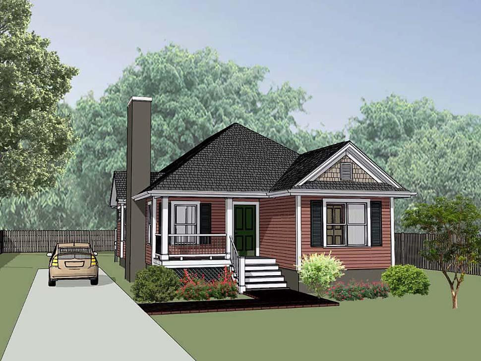 House Plan 72713