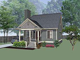 House Plan 72717