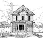 House Plan 72731
