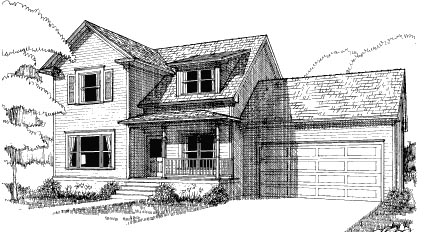 Bungalow House Plan 72736 Elevation
