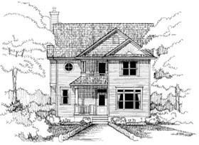 House Plan 72752