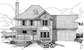 House Plan 72753