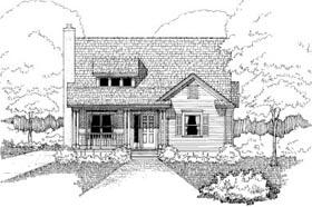 House Plan 72759
