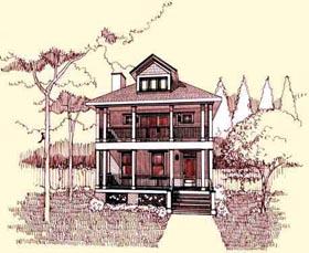 House Plan 72760