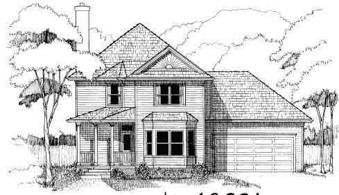 House Plan 72765