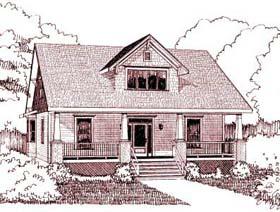 House Plan 72768