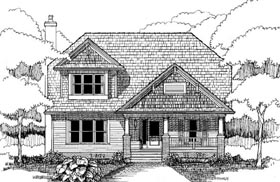 Craftsman House Plan 72769 Elevation