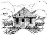 House Plan 72771