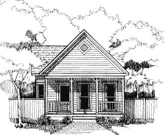 House Plan 72773
