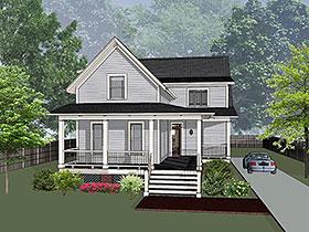 House Plan 72794