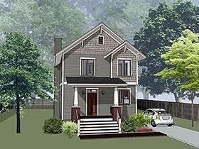 House Plan 72797
