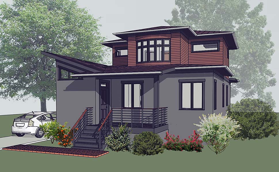 House Plan 72799
