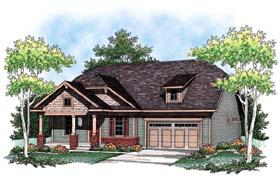 House Plan 72904