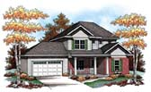 Plan Number 72906 - 2074 Square Feet