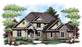 Plan Number 72913 - 3584 Square Feet
