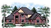 Plan Number 72914 - 3606 Square Feet