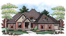 House Plan 72917