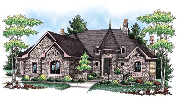 House Plan 72918
