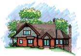 House Plan 72927