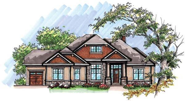 House Plan 72940
