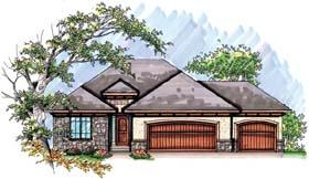 House Plan 72944