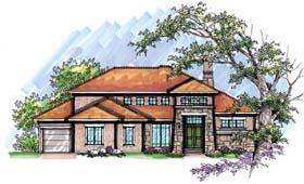 House Plan 72951