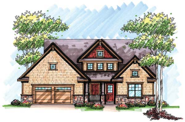 House Plan 72952