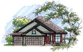 House Plan 72955