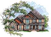 Plan Number 72957 - 3210 Square Feet
