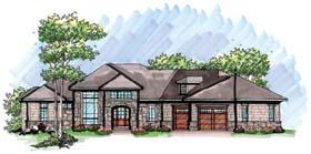Coastal House Plan 72966 Elevation