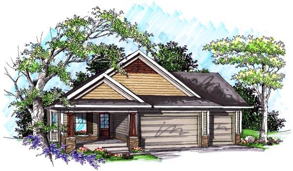 House Plan 72976