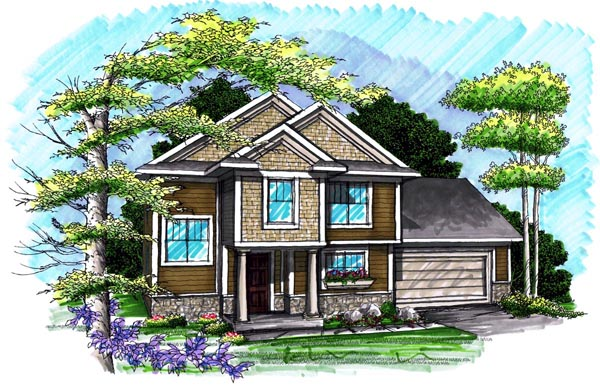 House Plan 72985