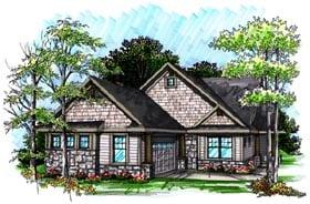 House Plan 72987