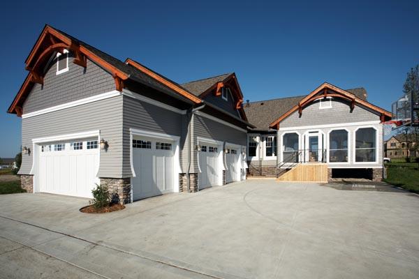 Cottage Craftsman House Plan 72997