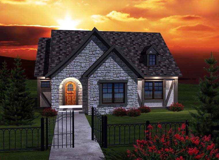 House Plan 72998