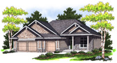 Plan Number 73005 - 1867 Square Feet