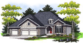 Plan Number 73012 - 2079 Square Feet