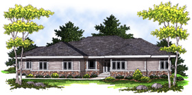 House Plan 73015