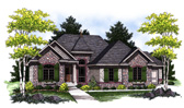Plan Number 73016 - 2275 Square Feet