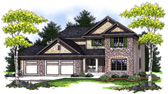 Plan Number 73018 - 2345 Square Feet