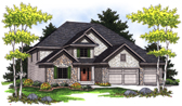 Plan Number 73020 - 2401 Square Feet