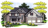 Plan Number 73021 - 2440 Square Feet