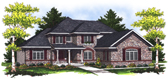 Plan Number 73024 - 2772 Square Feet