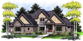 Plan Number 73025 - 2874 Square Feet