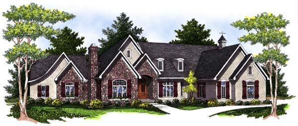House Plan 73030