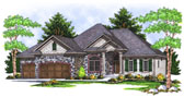 Plan Number 73035 - 3777 Square Feet