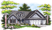 Plan Number 73042 - 2316 Square Feet