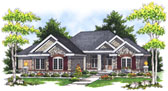 Plan Number 73044 - 2097 Square Feet